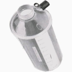 MRI Non-Magnetic Du-O-Vac Plus Replacement Canisters