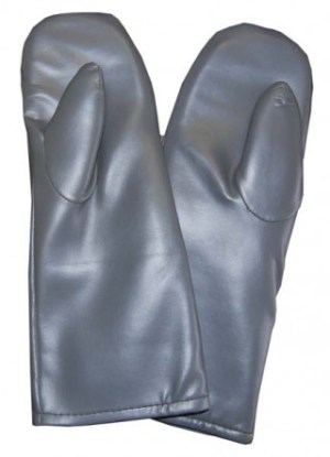 Palm-Guard: no-slit mitten (Pair)
