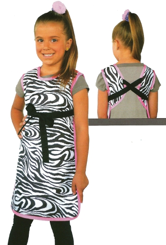 Shielding International Pediatric Frontal X-ray Apron