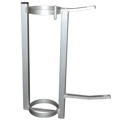 MRI Aluminum Oxygen Tank Holder for STA5000 Gurney