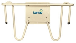 Bar-Ray Tubular X-ray Apron Rack
