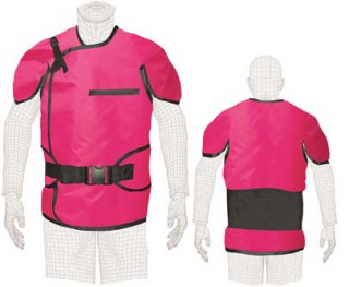 Techno-Aide Opti Guard X-ray Vest - Female