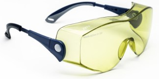 D81 Diode 810nm Laser Safety Fitover Goggle - Model #OTG Fitover Goggle