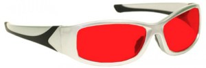 Model 808S Wrap-Around Forensic Glasses