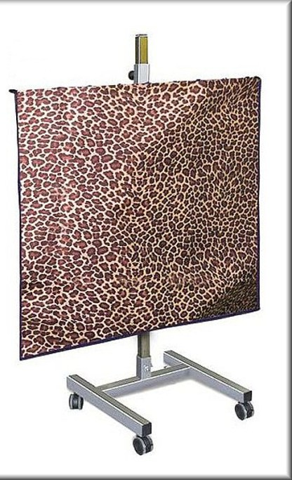 """Max Shield Solid Panel with H-Base 48"""" x 48"""""""