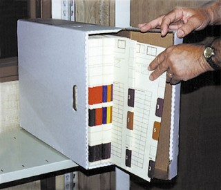 X-ray Film Storage Boxes