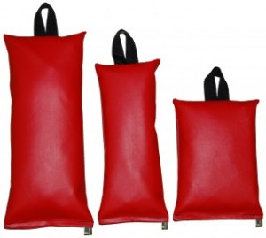 Patient Positioning Femoral/Angio Sandbag Set B
