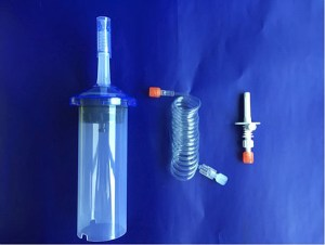 CT 9000 Custom Syringe Kit