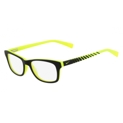 Nike 5509 Radiation Protection Glasses - Black / Volt