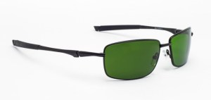 Model 116 Glassworking Safety Glasses - BoroView 3.0 - Black