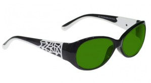 Model 230 Glassworking Safety Glasses - BoroView 3.0 - Black White