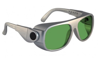 Model 66 Glassworking Safety Glasses - BoroView 3.0 - Silver