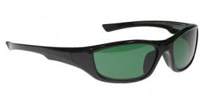 Model 703 Glassworking Safety Glasses - BoroView 3.0 - Black