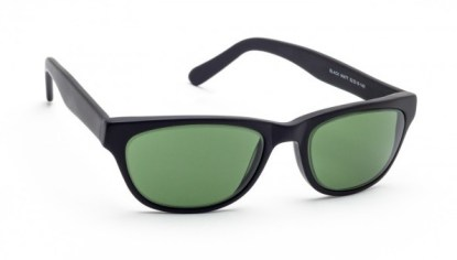 Geek Cat 01 Glassworking Safety Glasses - BoroView 3.0 - Matte Black