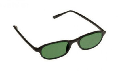 Downtown Designer Glassworking Safety Glasses - BoroView 3.0 - Black