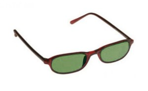Downtown Designer Glassworking Safety Glasses - BoroView 3.0 - Burgundy