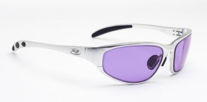 Model 533 Glassworking Safety Glasses - Phillips 202 ACE - Silver