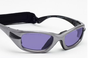Model EGM Glassworking Safety Glasses - Phillips 202 ACE - Grey