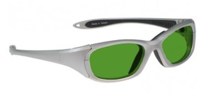 Model MX30 Glassworking Safety Glasses - BoroView 3.0 - Silver