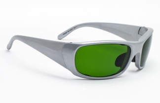 Model P820 Glassworking Safety Glasses - BoroView 3.0 - Silver