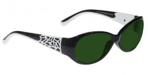 Model 230 Glassworking Safety Glasses - BoroView 5.0 - Black White