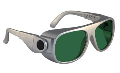 Model 66 Glassworking Safety Glasses - BoroView 5.0 - Silver