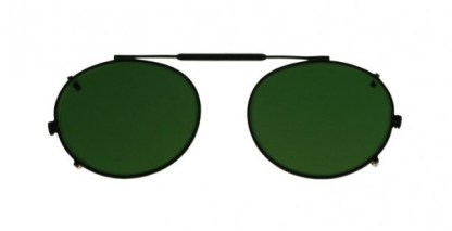 Oval Clip-On Glassworking Safety Glasses - BoroView 5.0