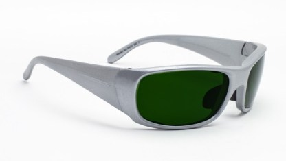 Model P820 Glassworking Safety Glasses - BoroView 5.0 - Silver