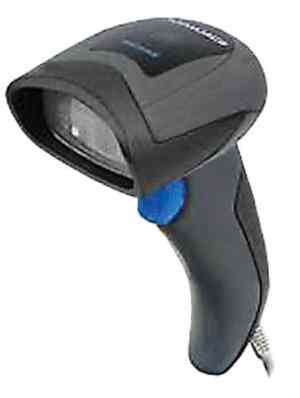 2D Apron Hub Scanner with Cable