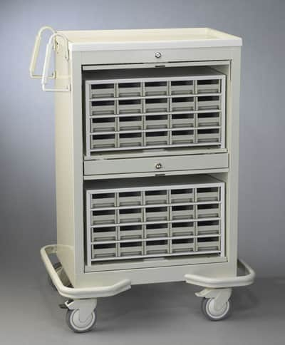 Unit Dose Medication Cart (40 Bins)