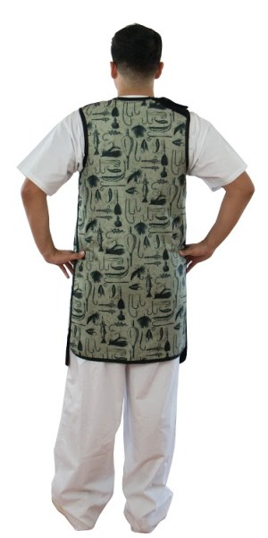 Wrap Around Full Overlap Apron