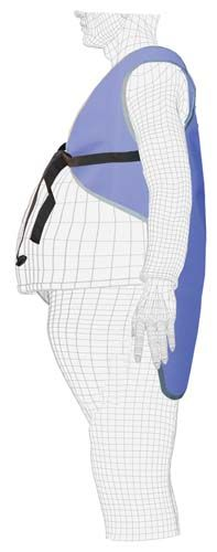 Care Guard Pregnancy Apron - Back Protection