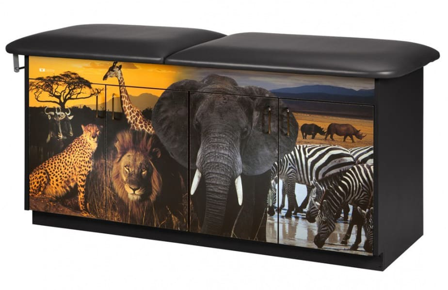 Safari Pediatric Treatment Table