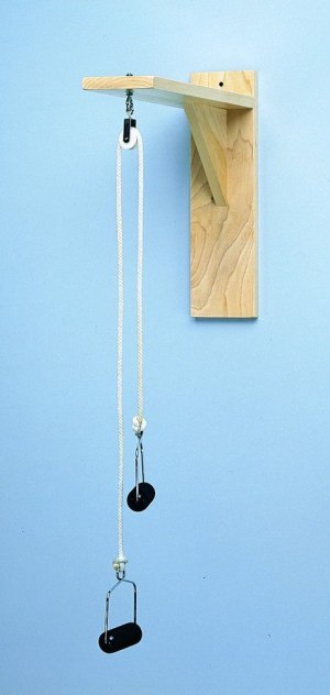 Model 757 - Wall Mounted Pulley