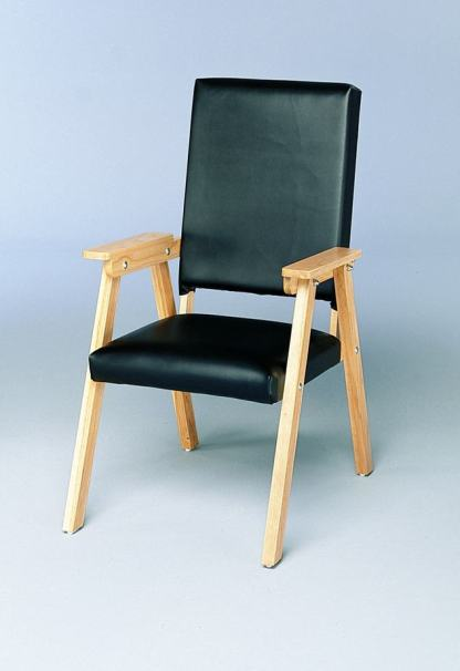 Model 157 - Geri-Chair (Black Upholstery)