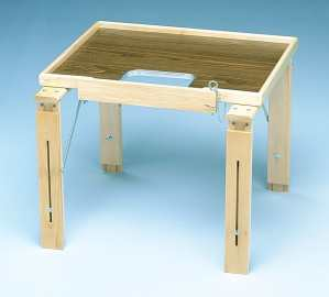 Model 300 - Individual Cut Out Table