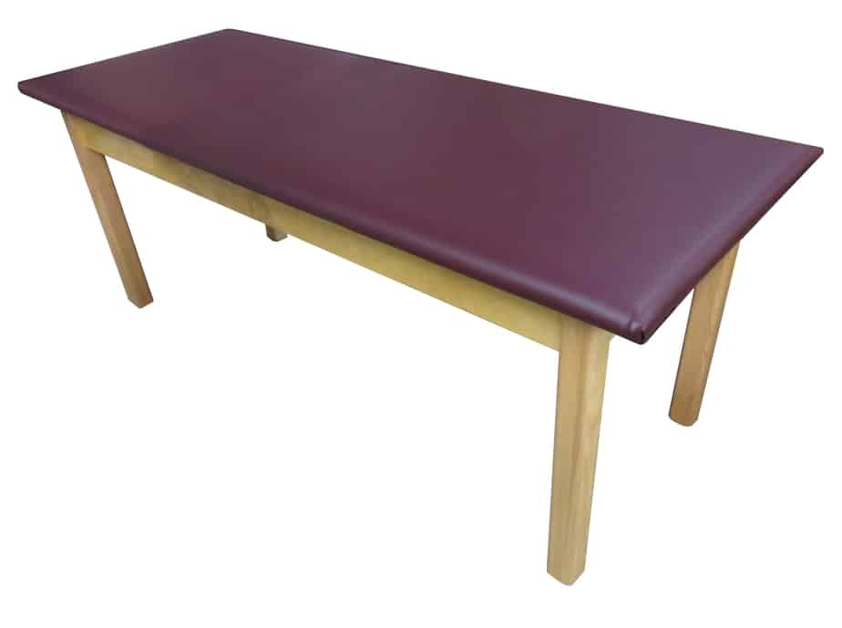 Model 400 Physical Therapy Treatment Table 24 X 78 X 1 With 1 Upholstered Top
