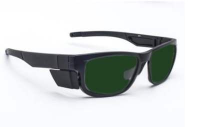 Model F126 Quartz Working Shaded IR Safety Glasses