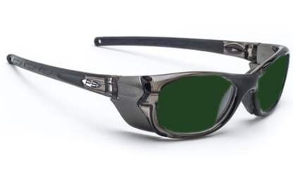 Model Q100 Quartz Working Shaded IR Safety Glasses