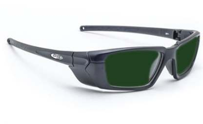 Model Q300 Quartz Working Shaded IR Safety Glasses