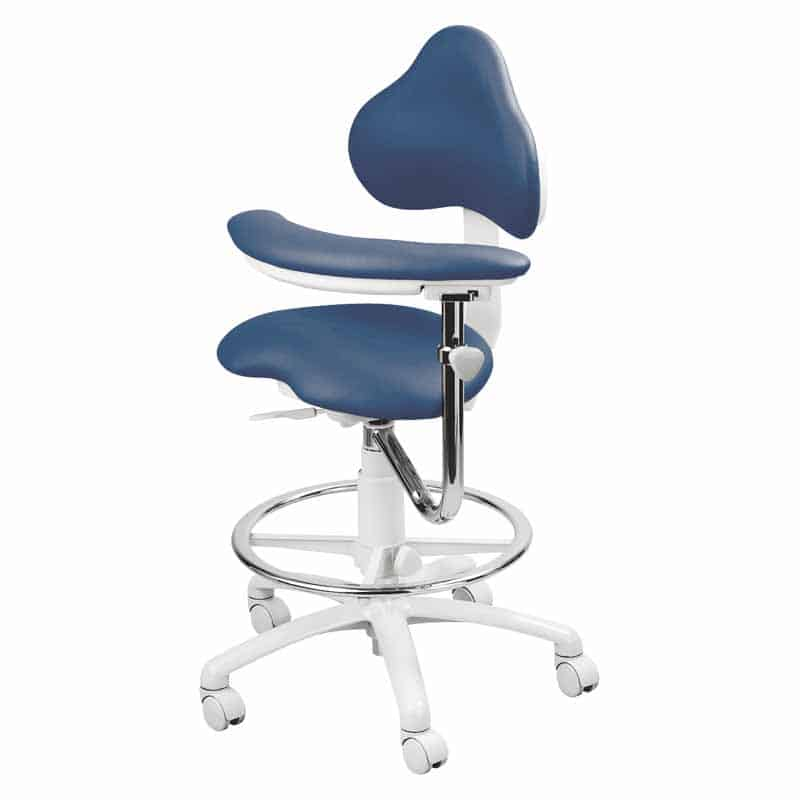 Brewer Company Model 9120BRV Professional Dental Stool
