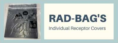 COVID 19 Rad Bag Cover Individual