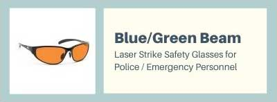 Blue Green Laser Protection