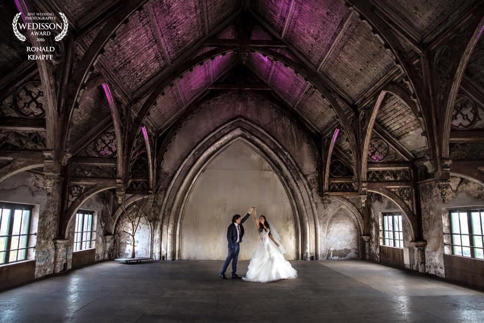Huwelijksfotografie Utrecht | Parseh & Renou