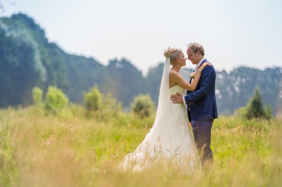 Slot Zuylen trouwen
