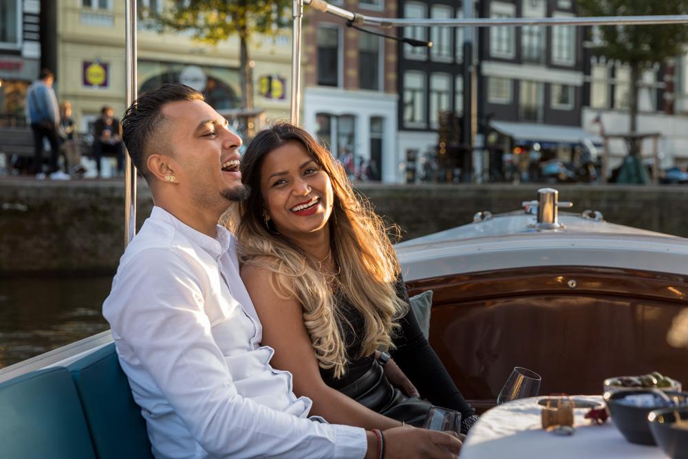 Romantic Tour Amsterdam