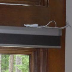 Mobile Home Wiring Diagram On Q Rj45 Hardwired Hunter Douglas Powerview Duette Shades - Kempler Design