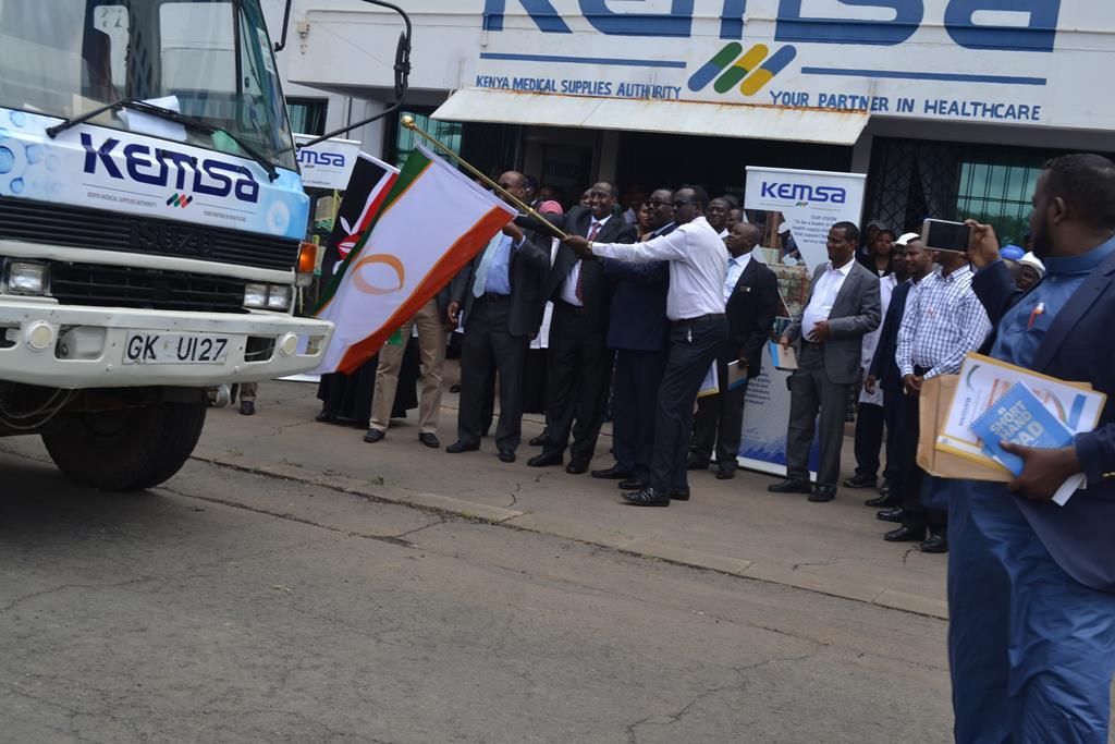 Wajir County Flag Off