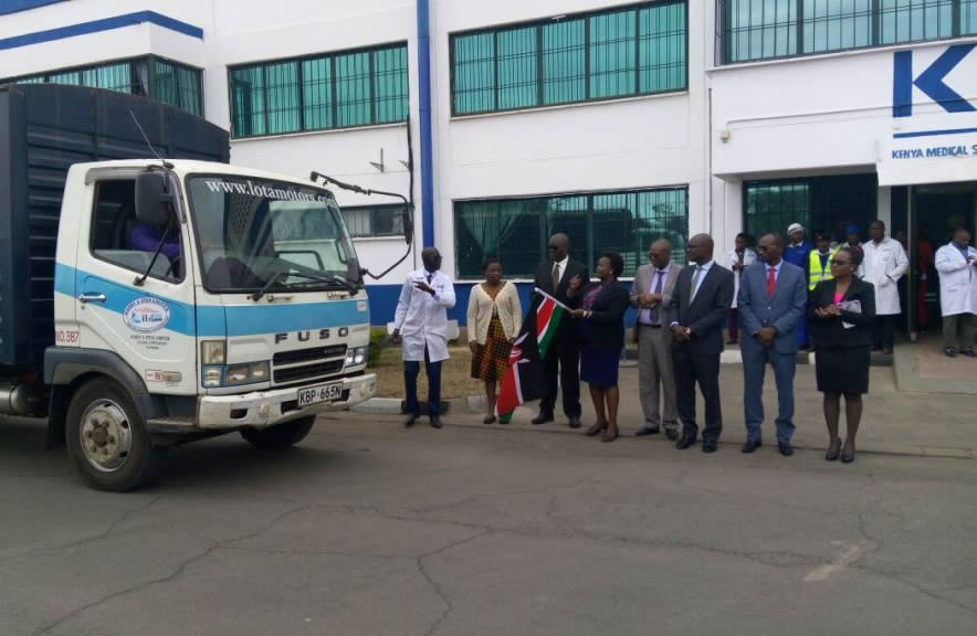 KEMSA Resumes Supplies of Medical Commodities to Nairobi County