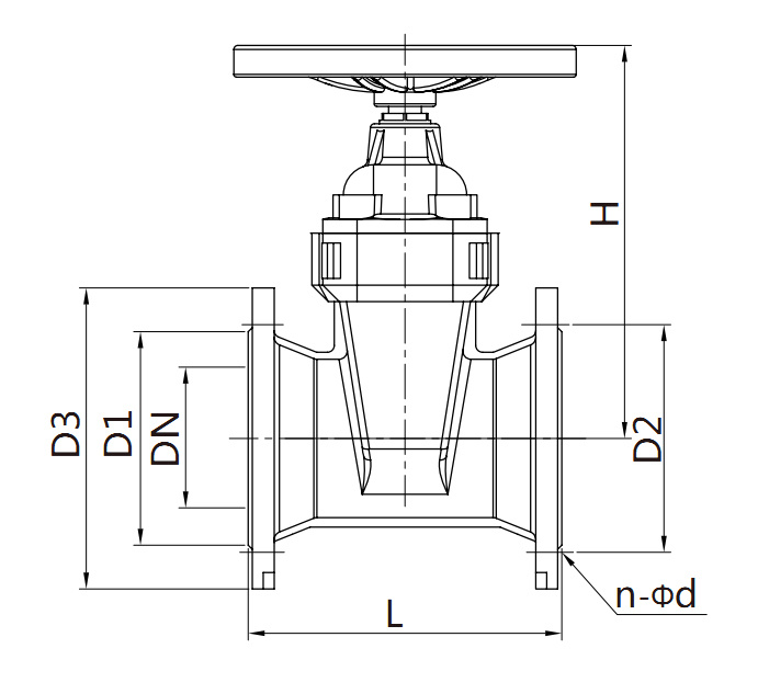 China Outside Screw And Yoke Gate Valve Suppliers